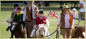 Children can ride from 2.5 at Shetland Pony Club