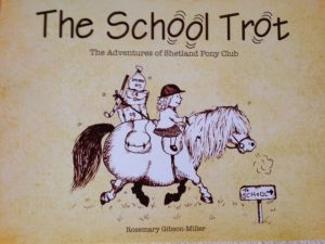 The School Trot - Front Cover