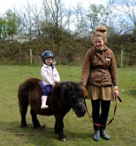 Taster session at Shetland Pony Club