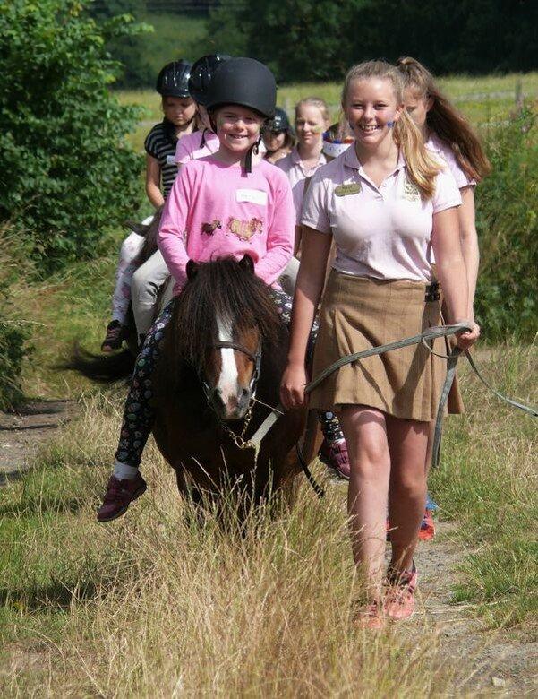 Summer fun at Shetland Pony Club