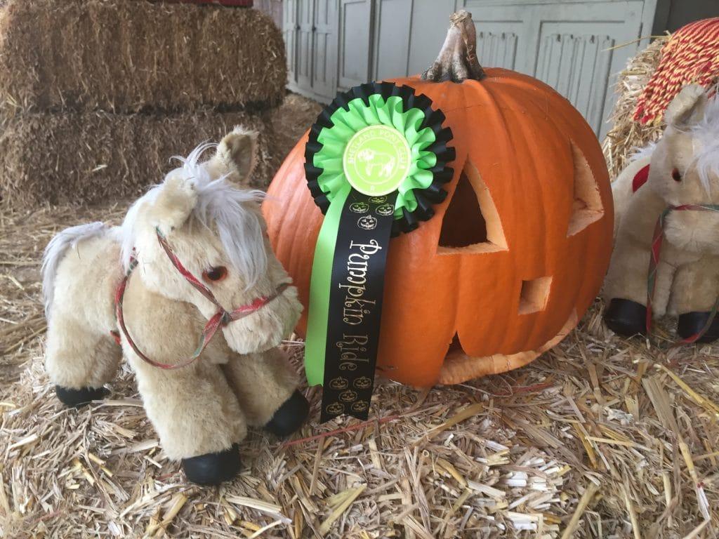 Halloween Pumpkin Ride