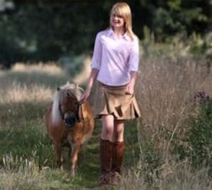 Shetland Pony Walking 3